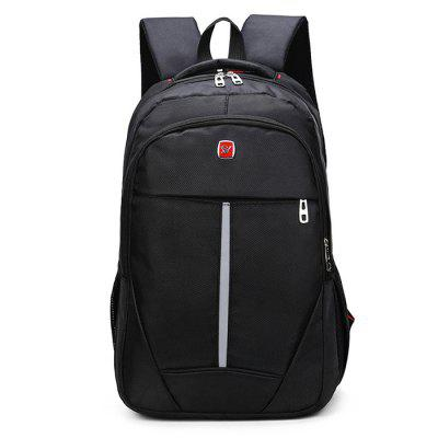 Casual Multifunctional Outdoor Sports Backpack of LaptopMens Bags<br>Casual Multifunctional Outdoor Sports Backpack of Laptop<br><br>Closure Type: Zip<br>Material: Nylon, Polyester<br>Package Size(L x W x H): 32.00 x 22.00 x 50.00 cm / 12.6 x 8.66 x 19.69 inches<br>Package weight: 0.6500 kg<br>Packing List: 1 x Backpack<br>Product Size(L x W x H): 30.00 x 20.00 x 45.00 cm / 11.81 x 7.87 x 17.72 inches<br>Product weight: 0.6000 kg<br>Style: Casual<br>Type: Backpacks
