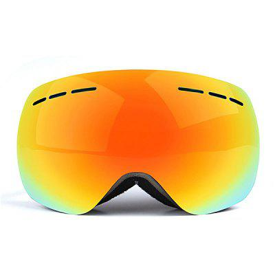 OBAOLAY H008 Anti-fog Sports Cycling Skiing GlassesSkiing &amp; Snowboarding<br>OBAOLAY H008 Anti-fog Sports Cycling Skiing Glasses<br><br>Brand: OBAOLAY<br>Gender: Unisex<br>Package Contents: 1 x OBAOLAY H008 Skiing Glasses<br>Package Dimension: 20.00 x 5.00 x 12.00 cm / 7.87 x 1.97 x 4.72 inches<br>Package weight: 0.1900 kg<br>Product Dimension: 19.00 x 3.50 x 10.50 cm / 7.48 x 1.38 x 4.13 inches<br>Product weight: 0.1560 kg
