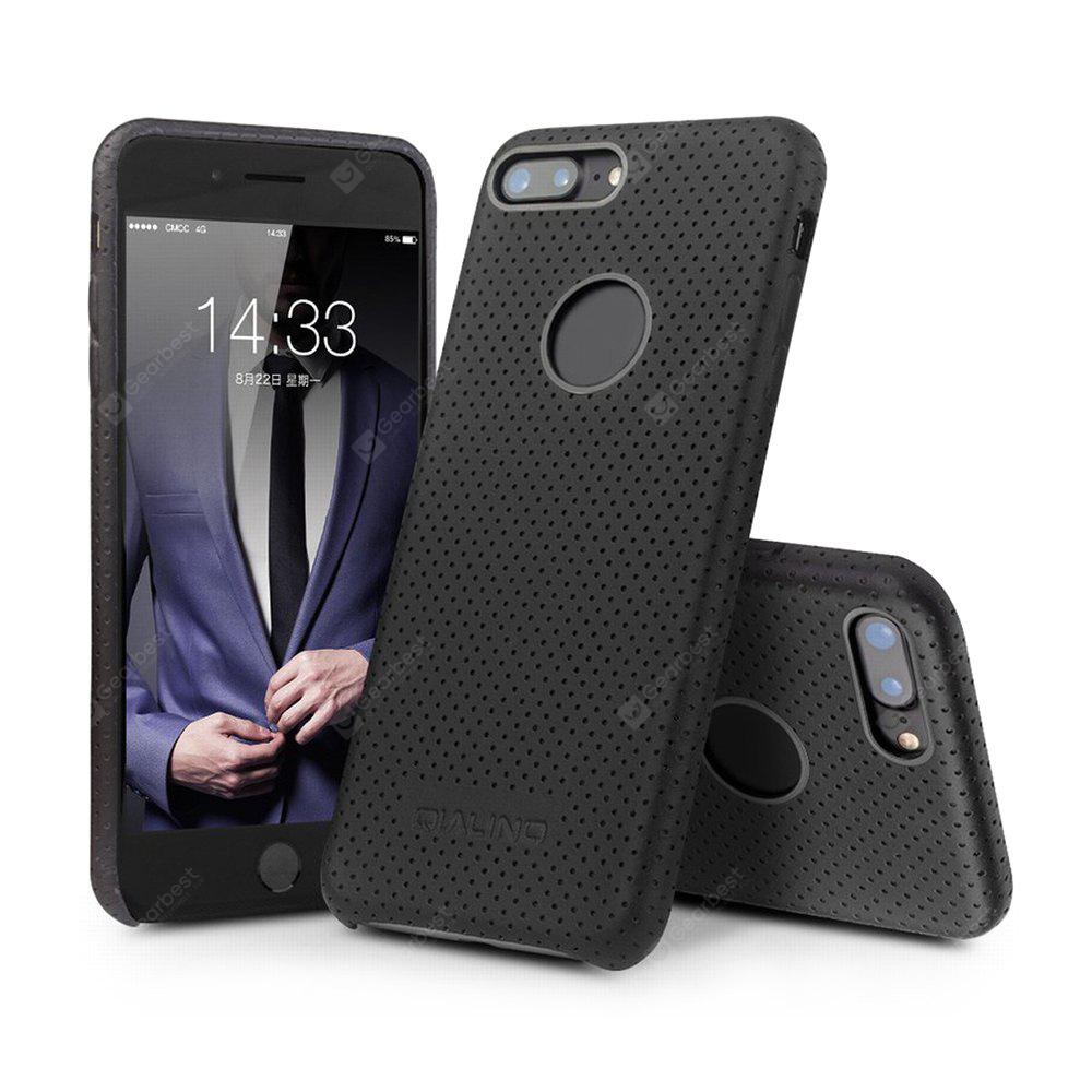 QIALINO Business PU Funda protectora para el iPhone 7