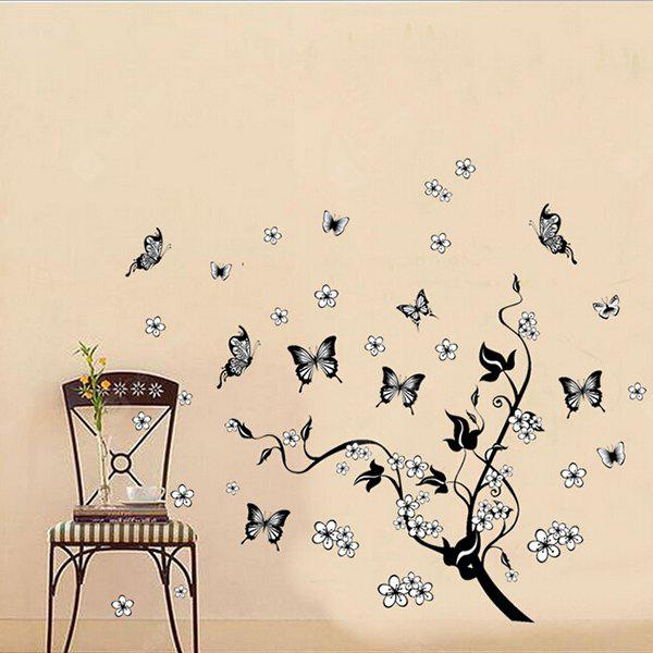 COLORMIX Butterfly Removable Waterproof Wall Sticker