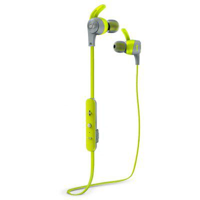 Buy GREEN MONSTER iSport Achieve Wireless Bluetooth Sports Earbuds for $65.17 in GearBest store