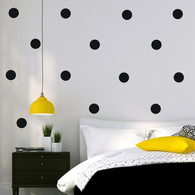AY - 366 Creative DIY Dot Style Decorative Wall Sticker 32pcs