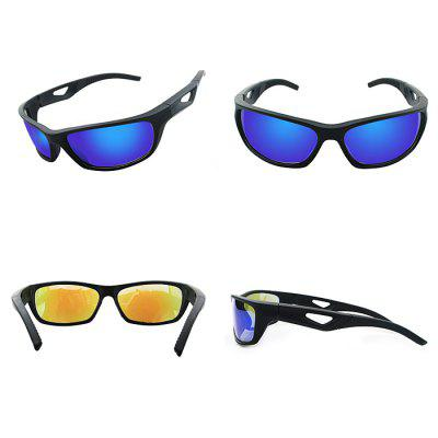 Anti-dust Protective Polarized Lens Cycling GlassesCycling Sunglasses<br>Anti-dust Protective Polarized Lens Cycling Glasses<br><br>Ear-stems Length: 125mm<br>Features: Anti-UV, Polarized lens, Replaceable Lens<br>Frame Materials: TR90<br>Gender: Unisex<br>Lens height: 36mm<br>Lens width: 66mm<br>Nose bridge width: 35mm<br>Package Contents: 1 x Cycling Glasses, 1 x Box, 1 x Cleaning Cloth<br>Package Size(L x W x H): 17.00 x 8.00 x 6.50 cm / 6.69 x 3.15 x 2.56 inches<br>Package weight: 0.1200 kg<br>Product Size(L x W x H): 14.60 x 12.50 x 3.60 cm / 5.75 x 4.92 x 1.42 inches<br>Product weight: 0.0260 kg<br>Suitable for: Traveling, Mountaineering, Hiking, Cycling<br>Whole Length: 146mm