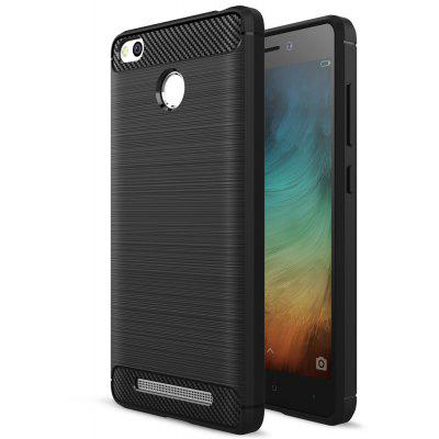 ASLING Durable Soft Phone Cover for Xiaomi Redmi 3S / 3 Pro