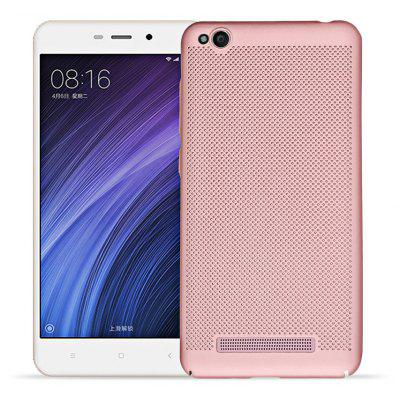Buy ROSE GOLD Luanke Color Phone Cover Case for Xiaomi Redmi 4A for $5.14 in GearBest store