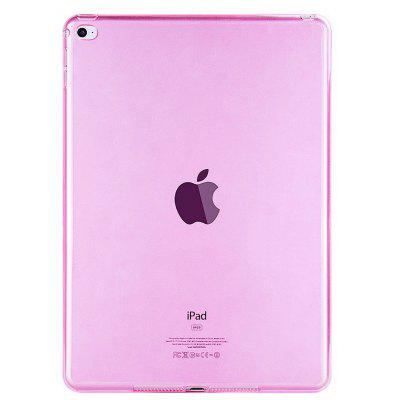 Transparente TPU Soft Cover Case para iPad Air 2