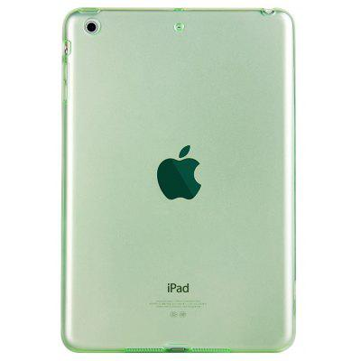 Clear Transparent TPU Shockproof Back Cover Case for iPad mini 1 / 2 / 3