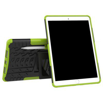 Buy GREEN Drop Resistance Protective Back Case for iPad Pro for $8.97 in GearBest store