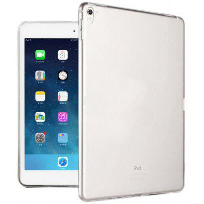 Buy TRANSPARENT ASLING Transparent TPU Cover Case for iPad Pro 9.7 inch for $4.22 in GearBest store