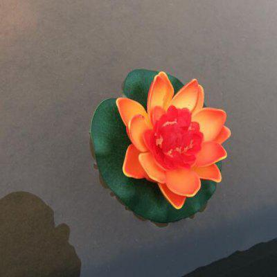 Foam Water Lily for  Buddhist Temple Offerings