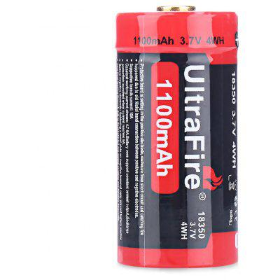 UltraFire BRC 18350 Li-ion Rechargeable Battery