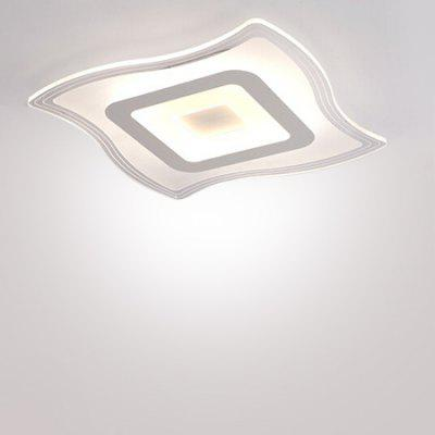 Creative Fashion Square Ceiling Light 220V