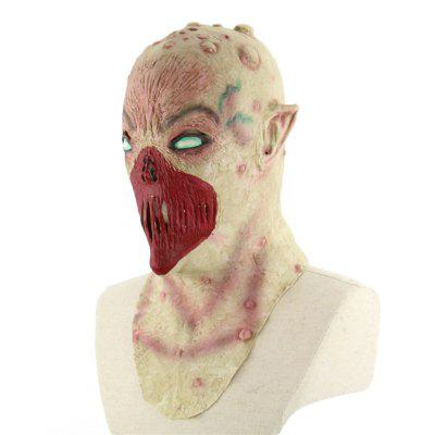 Mouthless Alien Freak MaskClassic Toys<br>Mouthless Alien Freak Mask<br><br>Appliable Crowd: Unisex<br>Materials: Latex<br>Nature: Other<br>Package Contents: 1 x Mask<br>Package size: 42.00 x 30.00 x 6.00 cm / 16.54 x 11.81 x 2.36 inches<br>Package weight: 0.4350 kg<br>Product size: 45.00 x 27.00 x 25.00 cm / 17.72 x 10.63 x 9.84 inches<br>Product weight: 0.2900 kg