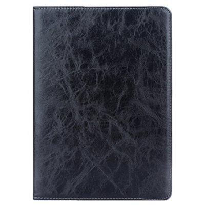 Crazy Horse Rotatable Stand Leather Tablet Case for iPad 2017