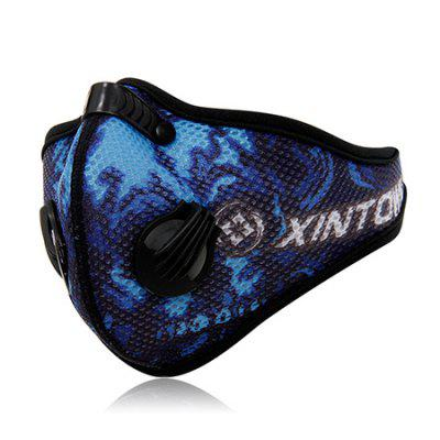 XINTOWN Dustproof Breathable Cycling Half Face MaskCycling Clothings<br>XINTOWN Dustproof Breathable Cycling Half Face Mask<br><br>Brand: XINTOWN<br>Package Contents: 1 x Mask<br>Package size (L x W x H): 20.00 x 14.00 x 4.00 cm / 7.87 x 5.51 x 1.57 inches<br>Package weight: 0.1200 kg<br>Product weight: 0.0900 kg