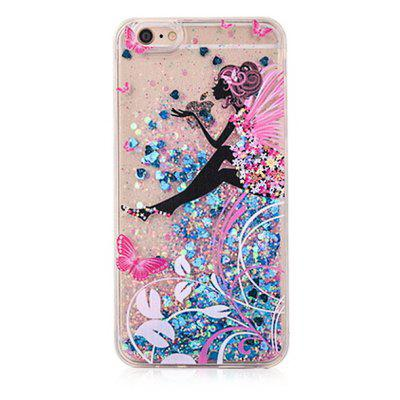 Fashion Glittering  Girl Style Phone Cover for iPhone 6 / 6S