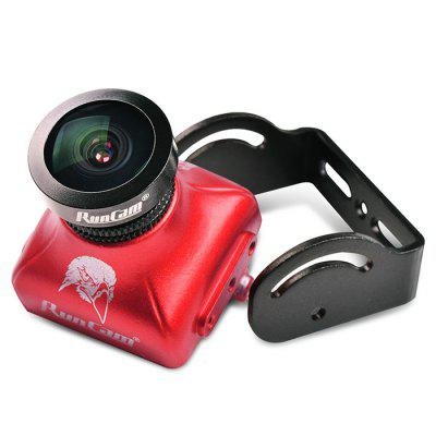 RunCam Eagle 2 800TVL HD CMOS FPV CameraCamera<br>RunCam Eagle 2 800TVL HD CMOS FPV Camera<br><br>Brand: RunCam<br>FPV Equipments: FPV Mini Camera<br>Functions: Video<br>Package Contents: 1 x Camera, 1 x Replaceable Rear Case, 1 x Aluminum Bracket, 1 x Set of Screws, 1 x 5D-OSD Menu Cable, 1 x 3-pin FPV Silicone Cable, 1 x 2-pin Extension Cord for Menu Cable, 1 x English Manual<br>Package size (L x W x H): 5.00 x 5.00 x 5.00 cm / 1.97 x 1.97 x 1.97 inches<br>Package weight: 0.0350 kg<br>Product size (L x W x H): 2.80 x 2.60 x 2.80 cm / 1.1 x 1.02 x 1.1 inches<br>Product weight: 0.0180 kg<br>Sensor: CMOS
