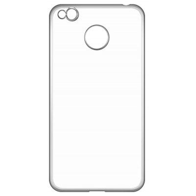 ASLING Electroplating Edge TPU Phone Case Protector for Xiaomi Redmi 4X