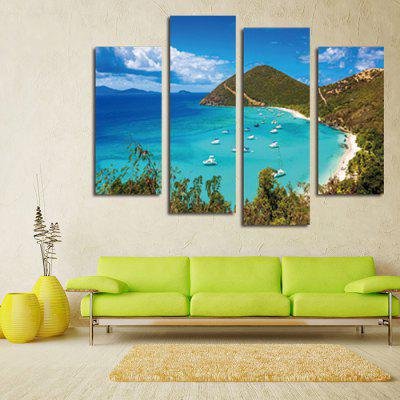 4PCS Seascape Printed Canvas Wall StickerWall Stickers<br>4PCS Seascape Printed Canvas Wall Sticker<br><br>Art Style: Oil Paiting<br>Functions: Decorative Wall Stickers<br>Hang In/Stick On: Bedrooms,Cafes,Hotels,Living Rooms,Offices<br>Material: Canvas<br>Package Contents: 4 x Seascape Printed Canvas Wall Sticker Wallpaper<br>Package size (L x W x H): 42.00 x 6.00 x 6.00 cm / 16.54 x 2.36 x 2.36 inches<br>Package weight: 0.4000 kg<br>Product size (L x W x H): 120.00 x 80.00 x 0.10 cm / 47.24 x 31.5 x 0.04 inches<br>Product Type: Art Print<br>Product weight: 0.3400 kg<br>Subjects: Landscape