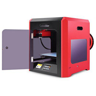 YITE ET - K1 Full Metal High Precision Assembled 3D Printer
