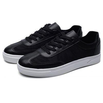 Stylish Split Joint Skateboarding Shoes for Men