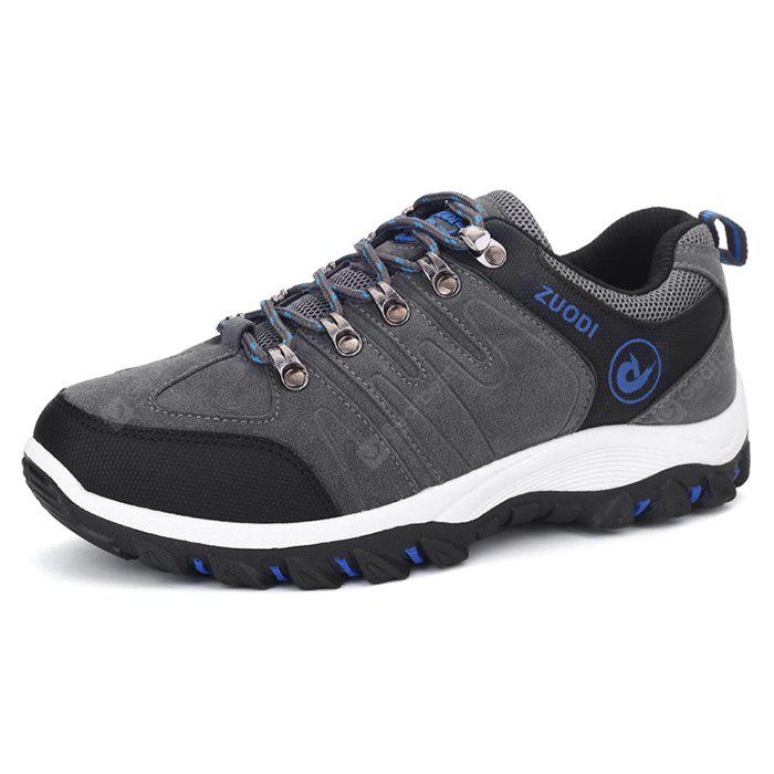 Plus Size Outdoor Hiking / Climbing Casual Shoes for Men, GRAY, 45, Bags & Shoes, Men's Shoes, Athletic Shoes