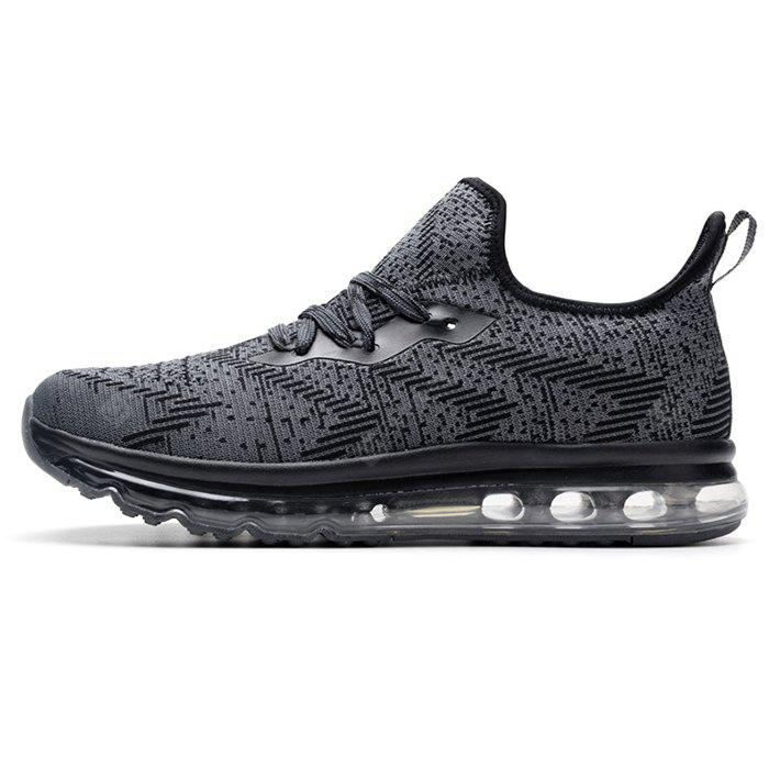 Elastic Fabric Jogging Sports Shoes for Men