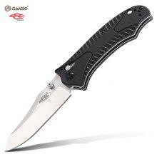 GANZO FIREBIRD F710 Portable Axis Locking Foldable Camping Hunting Knife 440C Stainless Steel Blade