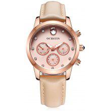 OCHSTIN LQ056 Water-resistant Female Watch