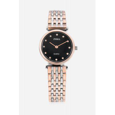 Slim Movement 2 Hands Women Watch