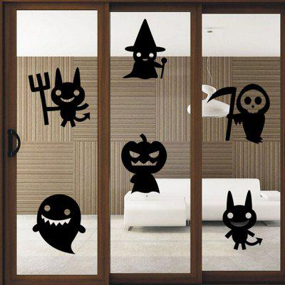 AW9432 Creative Halloween Customize Wall Sticker