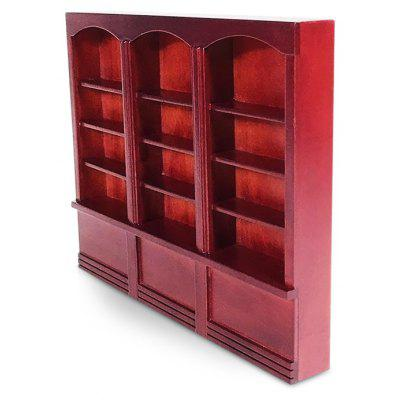 Buy DUN Miniature Wooden Bookshelf for $13.72 in GearBest store