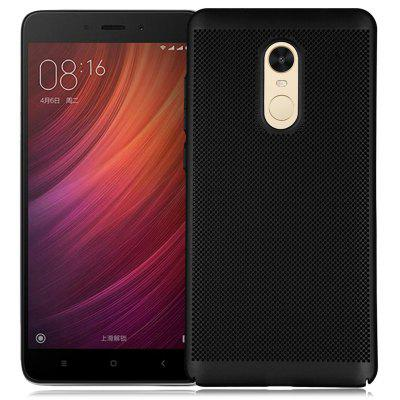 Luanke PC Hard Protective Cover for Xiaomi Redmi Note 4X