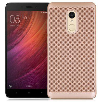 Luanke Frosted Design PC Hard Shell Case for Xiaomi Redmi Note 4X