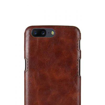 Crazy Horse Series Mobile Phone Back Case for OnePlus 5Cases &amp; Leather<br>Crazy Horse Series Mobile Phone Back Case for OnePlus 5<br><br>Features: Back Cover<br>Material: TPU<br>Package Contents: 1 x Phone Cpver<br>Package size (L x W x H): 16.50 x 8.70 x 1.60 cm / 6.5 x 3.43 x 0.63 inches<br>Package weight: 0.0245 kg<br>Product Size(L x W x H): 15.50 x 7.70 x 0.60 cm / 6.1 x 3.03 x 0.24 inches<br>Product weight: 0.0144 kg<br>Style: Vintage