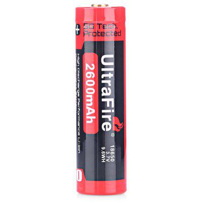 18650 Li-ion Rechargeable Battery