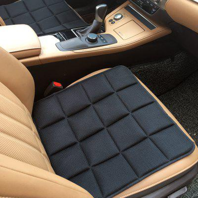 Buy BLACK Car Bamboo Charcoal Seat Cushion for $8.79 in GearBest store