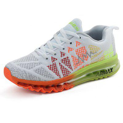 Hommes Colorful Air Cushion Leisure Sneakers