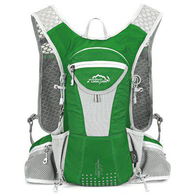 Buy GREEN LOCAL LION Outdoor Multifunctional Water Backpack for $31.99 in GearBest store