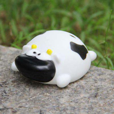 Cow Shape Vinyl Squirt Toy
