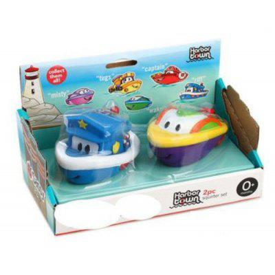 Mini Bath Toys Water Boat Model for Kids