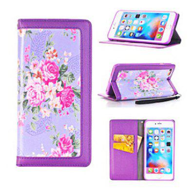 Card Holder Stand Protective Case for iPhone 7
