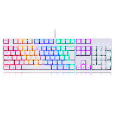 Motospeed CK96 Mechanical Keyboard with LED Backlit