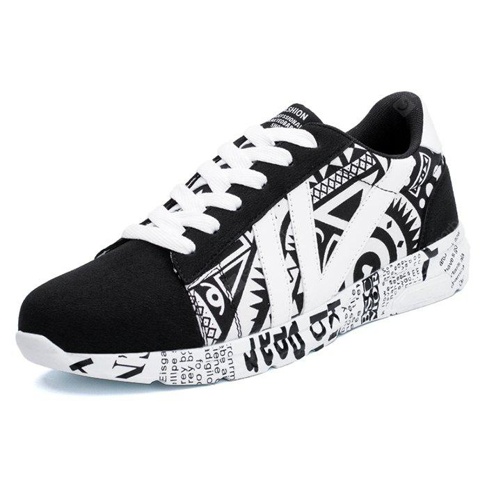 Colorful Canvas Casual Sneakers for Men