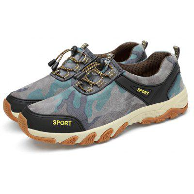 Chic Camo Outdoor Casual Shoes for Men