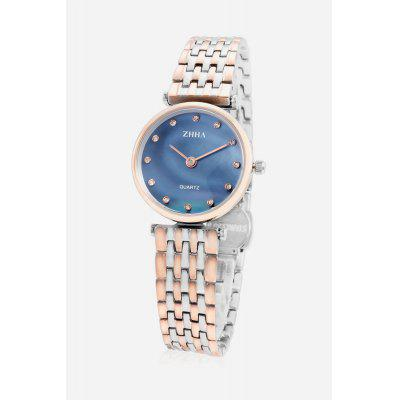 ZW - 075LA Seductive Fashion Women WatchWomens Watches<br>ZW - 075LA Seductive Fashion Women Watch<br><br>Band material: Stainless Steel<br>Case material: Alloy<br>Clasp type: Butterfly clasp<br>Display type: Analog<br>Movement type: Quartz watch<br>Package Contents: 1 x Watch<br>Package size (L x W x H): 17.00 x 3.50 x 1.60 cm / 6.69 x 1.38 x 0.63 inches<br>Package weight: 0.2200 kg<br>Product size (L x W x H): 16.00 x 2.50 x 0.60 cm / 6.3 x 0.98 x 0.24 inches<br>Product weight: 0.0526 kg<br>Shape of the dial: Circular<br>The band length: 13.5cm<br>The band width: 1.3cm<br>The dial diameter: 2.5cm<br>The dial thickness: 0.6cm<br>Watches categories: Women<br>Water resistance: Life water resistant<br>Wearable length: 13.8 - 16cm