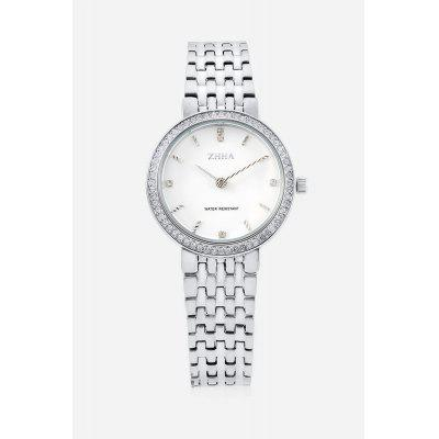 ZW - 067L Elegant Fashion Women Watch with Stainless Steel Band