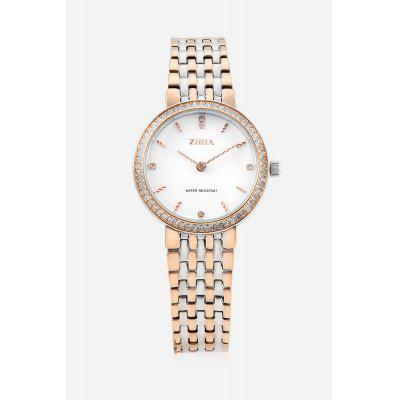ZW - 067L Fashion Women Watch with Stainless Steel Band