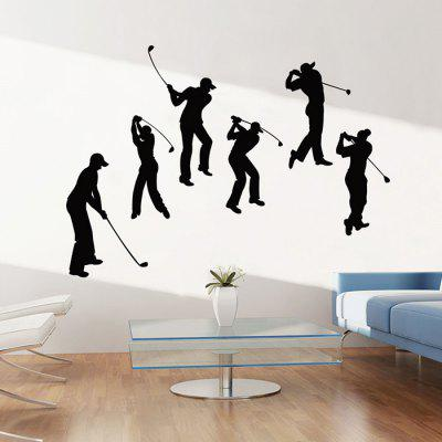 Decorative Household Golf Wall Sticker