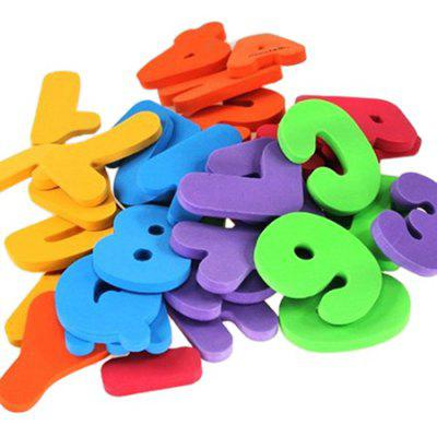 Bath Toys Letters and Numbers